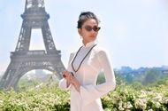 Tin tức - Á hậu Trương Thị May muốn mang áo dài Việt đi khắp thế giới