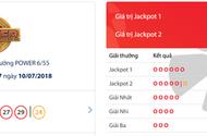 """Tin tức - Kết quả xổ số Vietlott hôm nay 12/7/2018: Jackpot hơn 43 lại chơi """"bịt mắt bắt dê"""""""