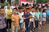 Tin tức - Chuyện lạ: Học sinh giỏi được thưởng miếng thịt 600g