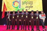 Tin tức - Việt Nam có 6 thí sinh đạt huy chương Olympic Toán Quốc tế năm 2018