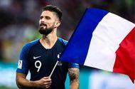 """Giroud """"tịt ngòi"""" tại World 2018, thiết lập kỉ lục đáng buồn"""
