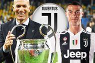 """Zidane sắp ký hợp đồng với Juventus, tái ngộ với """"trò cưng"""" Ronaldo"""