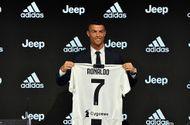 Cristiano Ronaldo đặt mục tiêu vô địch Champions League trong buổi ra mắt Juventus