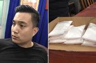 """Tin tức - Việt kiều 9X lập xưởng chế tạo thuốc lắc ở Sài Gòn: Mỗi đêm ra """"lò"""" 20 nghìn viên ma túy"""
