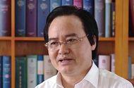 Tin tức - Bộ trưởng Phùng Xuân Nhạ lên tiếng sau vụ gian lận điểm thi tại Hà Giang, Sơn La