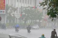 Tin tức - Dự báo thời tiết ngày 24/7: Áp thấp nhiệt đới vào đất liền, Bắc Bộ mưa lớn trên diện rộng