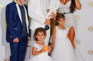 Tin tức - Dàn sao sân cỏ cùng bạn đời xuất hiện trong lễ cưới của Fabregas