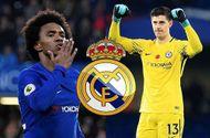 """Tin tức - Quyết tâm chiêu mộ 2 """"bom tấn"""" Chelsea, Real Madrid """"rút két"""" 100 triệu bảng Anh"""