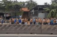 Tin tức - Video: Hàng trăm học viên cai nghiện ma túy trốn trại, gây náo loạn quốc lộ 1