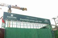 """Đời sống - Diamond Lotus Lake View: Khách hàng đứng trước nguy cơ """"tiền mất, nợ mang"""""""