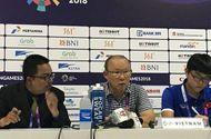 """Olympic Việt Nam thắng trận, HLV Park vẫn điểm danh các cầu thủ chưa như mong đợi"""""""