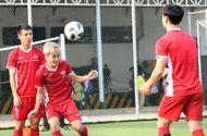 Lịch thi đấu của đội tuyển Olympic Việt Nam tại ASIAD 18 ngày 14/8