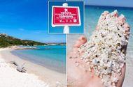 Tin thế giới - Lạ: Lấy một nhúm cát bị phạt hàng chục triệu đồng