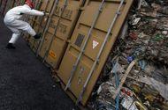 Tin thế giới - Ba Lan gửi trả Anh 1.000 tấn rác thải nhập lậu