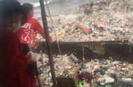 Tin tức - Đường phố thủ đô Philippines tràn ngập rác do sóng biển đưa vào