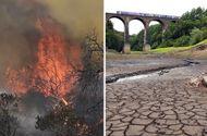 Tin thế giới - Tình trạng thời tiết nắng nóng bất thường trên Trái đất sẽ kéo dài đến năm 2022