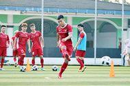 Olympic Việt Nam luyện đá penalty quyết đấu Nhật Bản