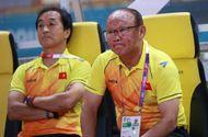 """HLV Park Hang Seo """"ngó lơ"""" Hàn Quốc và Malaysia để thị sát đối thủ tại tứ kết ASIAD"""