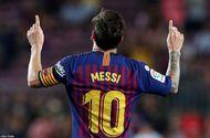 Barca đại thắng Alaves 3-0 vòng đầu La Liga nhờ cú đúp của Messi