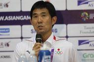 HLV Nhật Bản: Văn Quyết là người chơi hay nhất của Olympic Việt Nam