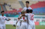 Hạ gục Nhật Bản, Olympic Việt Nam tạo cú sốc tại bảng D với 9 điểm tuyệt đối