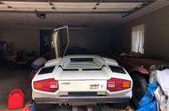 Cháu nội vô tình phát hiện siêu xe Lamborghini nửa triệu đô của ông bị bỏ xó suốt 20 năm