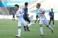 Lịch thi đấu vòng 1/8 môn bóng đá nam ASIAD 18