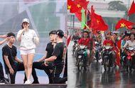 """Tin tức - Lễ vinh danh """"Tự hào Việt Nam"""": Sân vận động Mỹ Đình """"tăng nhiệt"""" trước giờ G"""