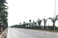 Kinh doanh - Thi công thần tốc tại tuyến đường trục phía Nam Hà Nội