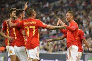 Tin tức - Anh thua ngược Tây Ban Nha ngay tại Wembley