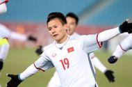 """Tin tức - Lãnh đạo Hà Nội FC xác nhận nhiều đội bóng nước ngoài """"chèo kéo"""" Quang Hải"""