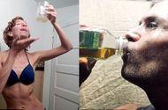 Tin tức - Nguy cơ suy thận, tích chất độc trong người vì dùng nước tiểu để làm đẹp