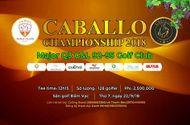 Tin tức - Caballo Open Championship 2018: Giải Major thứ 3 trong năm của đương kim vô địch các câu lạc bộ golf  Hà Nội