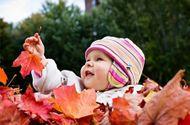 Sức khoẻ - Làm đẹp - Cách chăm sóc da bé vào mùa thu