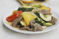 Tin tức - Món ngon mỗi ngày: Tim lợn xào chua ngọt bổ dưỡng