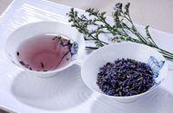 Sức khoẻ - Làm đẹp - Công dụng Trà Oải Hương - Trà hoa Lavender