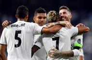 Kết quả thi đấu Champions League rạng sáng 20/9: Ronaldo nhận thẻ đỏ, Juventus vẫn giành chiến thắng trước Valencia