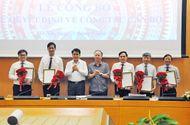 Tin tức - Hà Nội bổ nhiệm 5 lãnh đạo Sở
