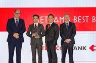 """Kinh doanh - Techcombank nhận giải thưởng danh giá """"Ngân hàng tốt nhất Việt Nam năm 2018"""" từ Euromoney"""