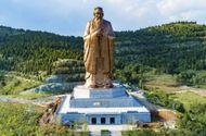 Tin thế giới - Trung Quốc: Tượng Khổng Tử lớn nhất thế giới chuẩn bị được khánh thành