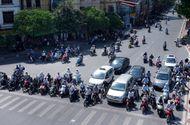 Tin tức - Dự báo thời tiết hôm nay 22/9/2018: Hà Nội nắng nóng 34 độ