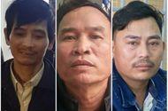 """Tin tức - Đề nghị truy tố 3 """"ông trùm"""" của """"thủ phủ"""" ma túy lớn nhất tại Quảng Nam"""