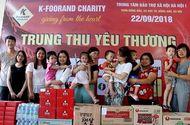 Nhịp cầu Hồng Đức - Chương trình từ thiện Trung thu yêu thương tại Trung tâm bảo trợ xã hội I
