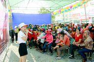 Nhịp cầu Hồng Đức - Hành trình từ thiện xuyên Việt của những con người giàu tình yêu thương