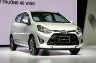Trình làng 3 mẫu xe giá rẻ của Toyota với mức giá hơn 300 triệu đồng