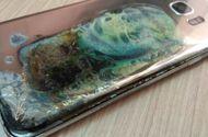 Galaxy S7 Edge bất ngờ bốc cháy,  khách hàng được đền Galaxy S9