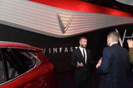 """Tin tức - """"Xe VinFast quá đẹp và đẳng cấp"""""""