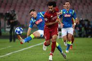 Tin tức - Mohamed Salah gây thất vọng, Liverpool bại trước Napoli
