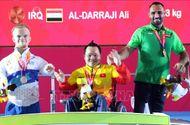Tin tức - Asian Para Games 2018: Đoàn Việt Nam có HCV thứ 2