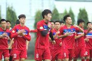 Tin tức - Công bố danh sách sơ bộ tuyển Việt Nam chuẩn bị cho AFF Cup 2018